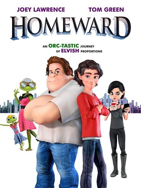 Homeward (2020) 1080p WEB-DL H264 AC3-EVO