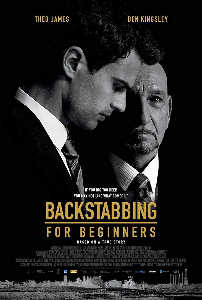 Backstabbing for Beginners (2018) [720p] [BluRay] [YTS MX]
