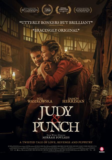 Judy And Punch (2019) 720p WEBRip 800MB x264-GalaxyRG