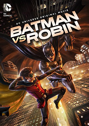 Batman vs Robin 2015 [720p] [BluRay] YIFY