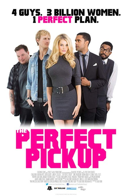 The Perfect Pickup (2018) 720p WEBRip 800MB x264-GalaxyRG