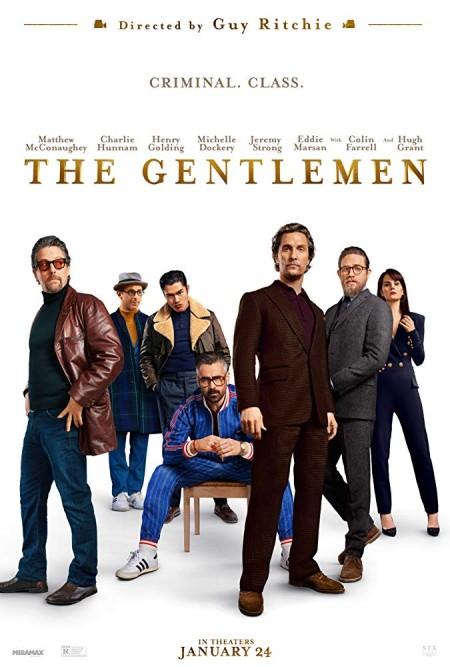 The Gentlemen (2020) NEW HDCAM x264 AC3-ETRG