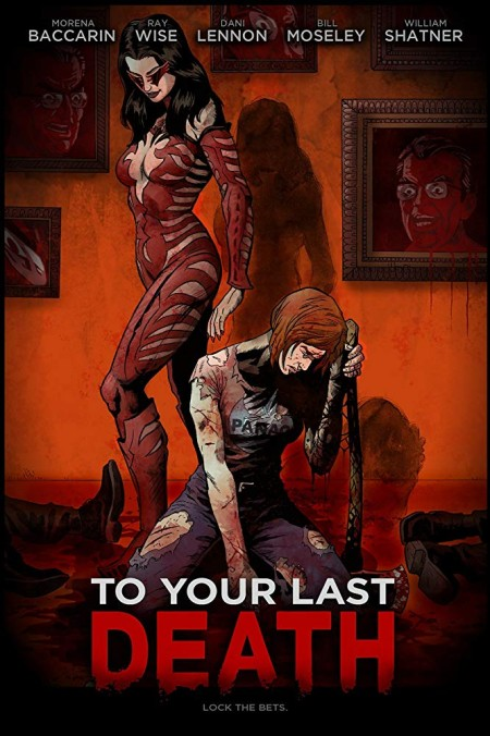 To Your Last Death (2020) HDRip XviD AC3-EVO