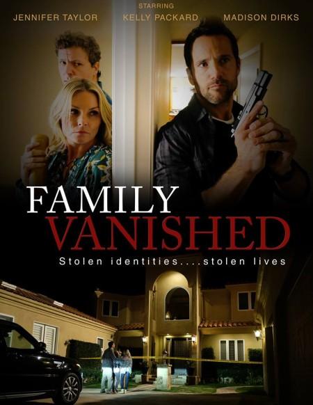 Family Vanished (2018) 720p WEBRip 800MB x264-GalaxyRG