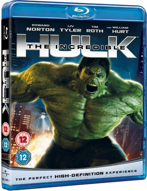 The Incredible Hulk (2008) 1080p BluRay x264 AAC-DSD