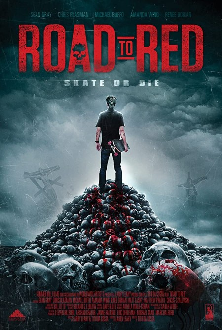 Road To Red 2020 HDRip XviD AC3-EVO