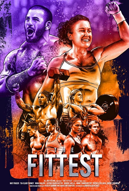 The Fittest (2020) 1080p WEB-DL AC3 5-1