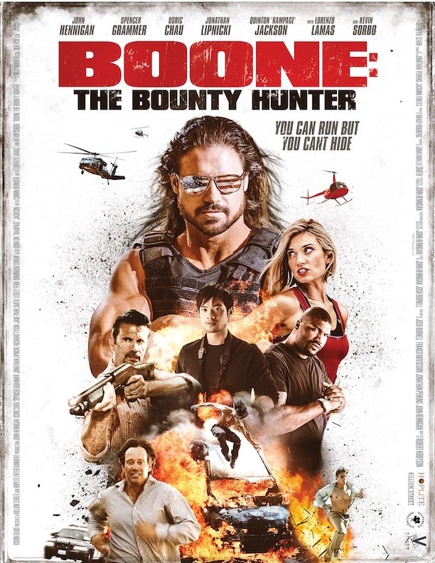 Boone The Bounty Hunter (2017) [1080p] [BluRay] [YTS MX]