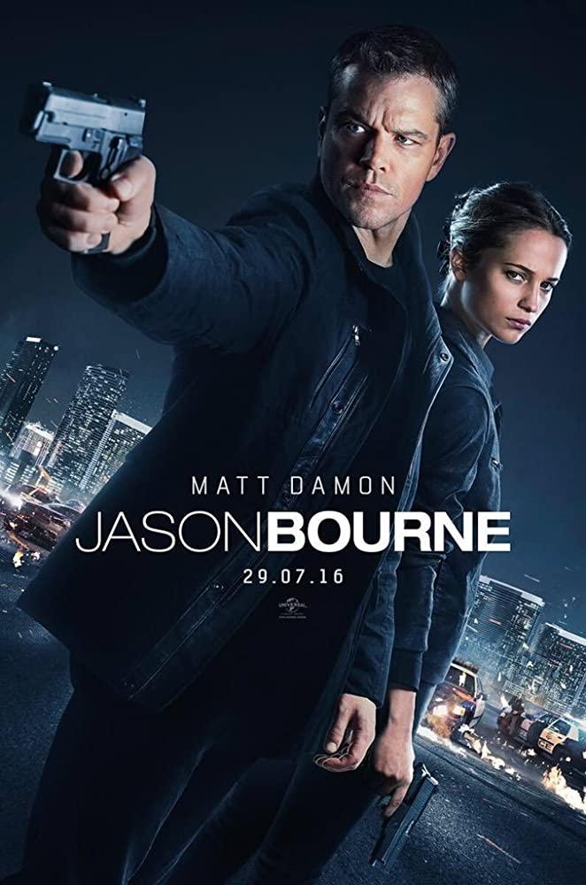 Jason Bourne (2016) [1080p] [BluRay] [YTS MX]