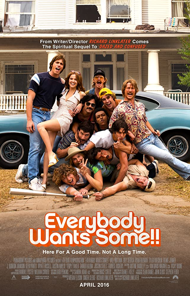 Everybody Wants Some!! (2016) [1080p] [BluRay] [YTS MX]