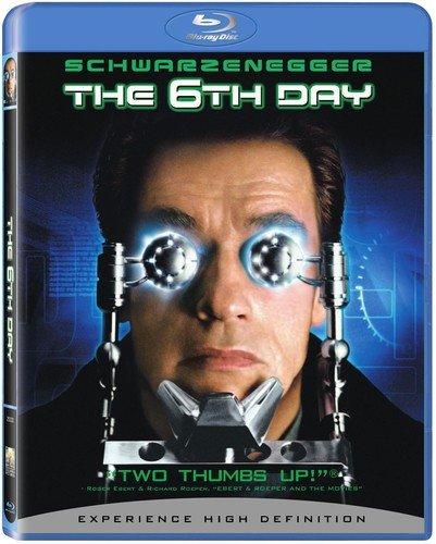 The 6th Day (2000) 720p BluRay x264 Dual Audio English Hindi-DLW