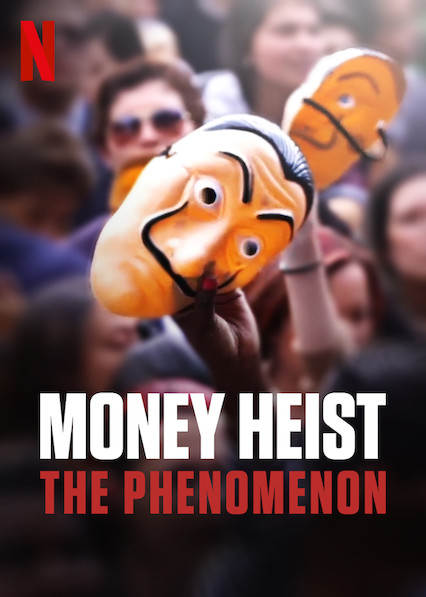 Money Heist The Phenomenon 2020 1080p WEB X264-AMRAP