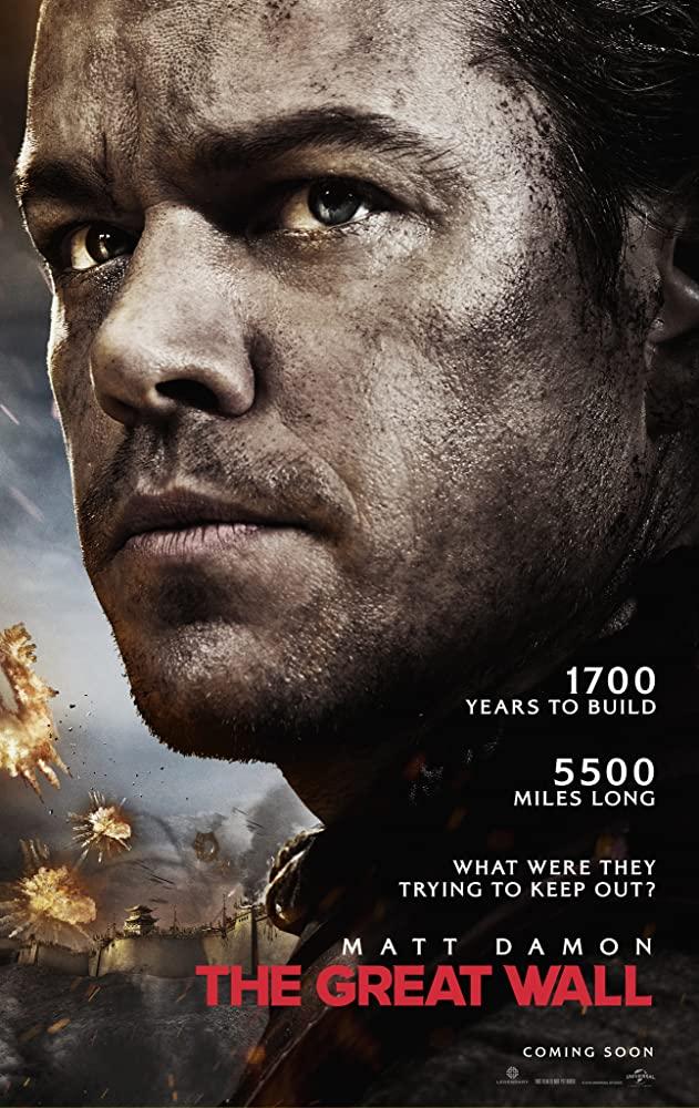 The Great Wall (2016) [1080p] [BluRay] [YTS MX]
