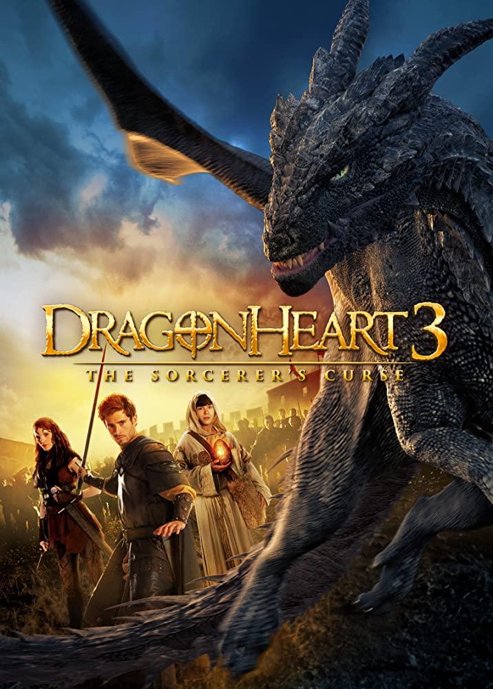 Dragonheart 3 The Sorcerer's Curse (2015) [1080p] [BluRay] [YTS MX]