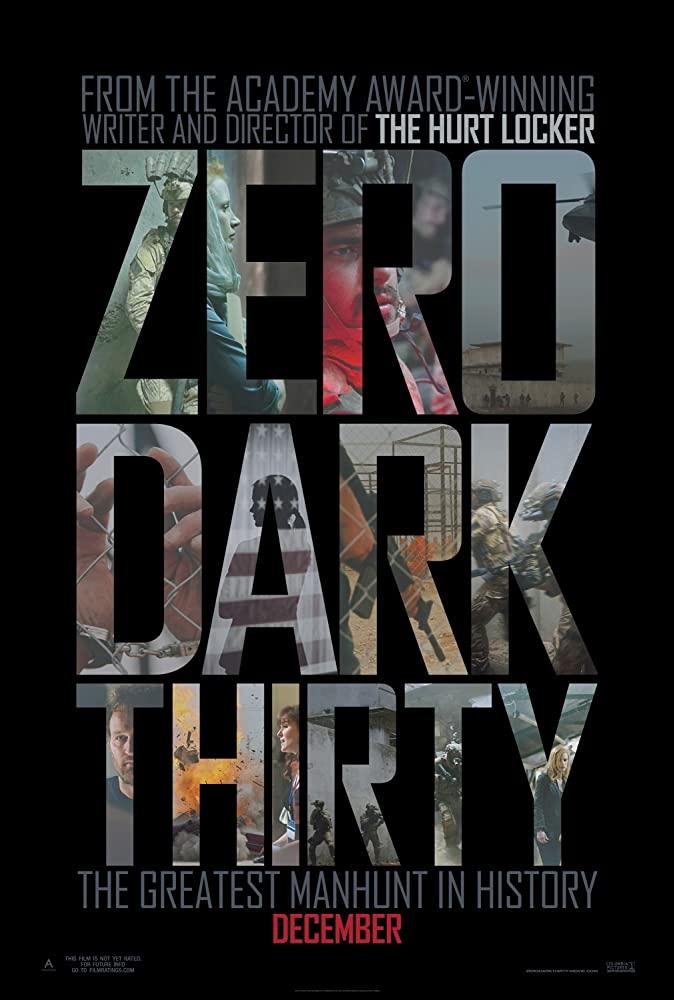 Zero Dark Thirty 2012 1080p BluRay x265-RARBG