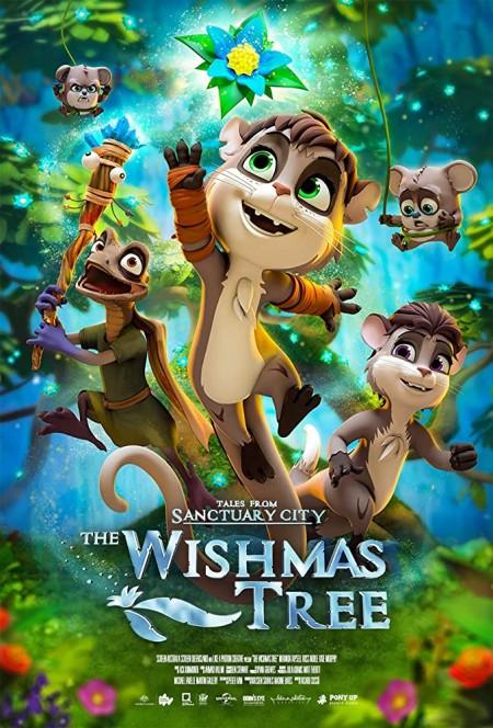 The Wishmas Tree 2020 1080p WEB-DL H264 AC3-EVO