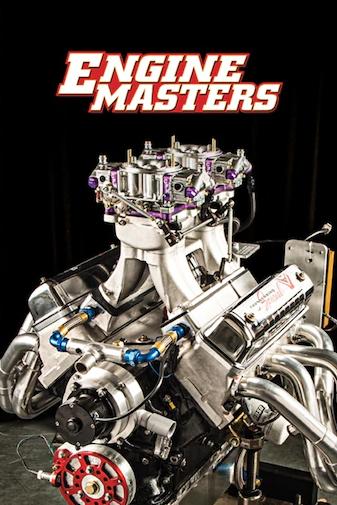 Engine Masters S05E04 Iron vs Aluminum Heads a Study of Heat WEB h264-WEBTU ...
