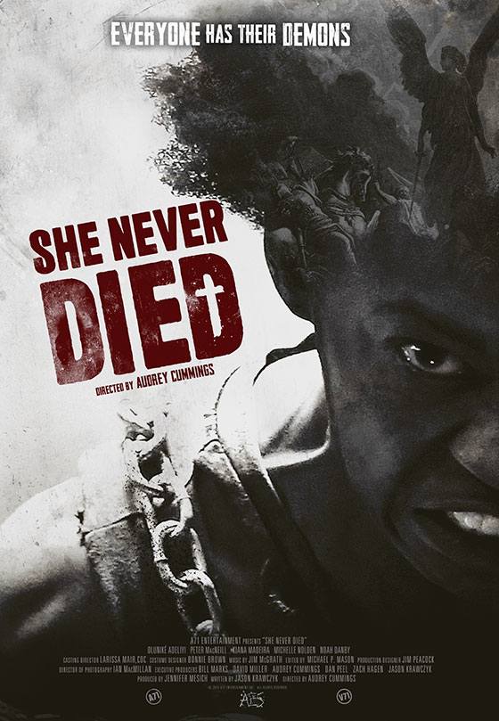 She Never Died 2019 1080p WEBRip x264-RARBG