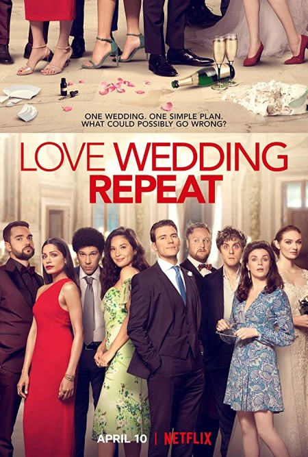 Love Wedding Repeat 2020 HDRip XviD AC3-EVO