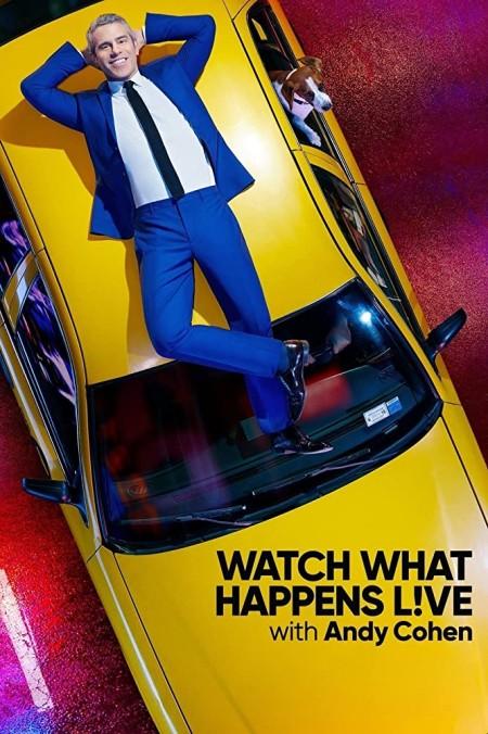 Watch What Happens Live 2020 04 12 Eva Marcille and Kenya Moore WEB x264-LiGATE