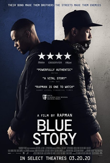 Blue Story (2019) HDRip XviD AC3-EVO