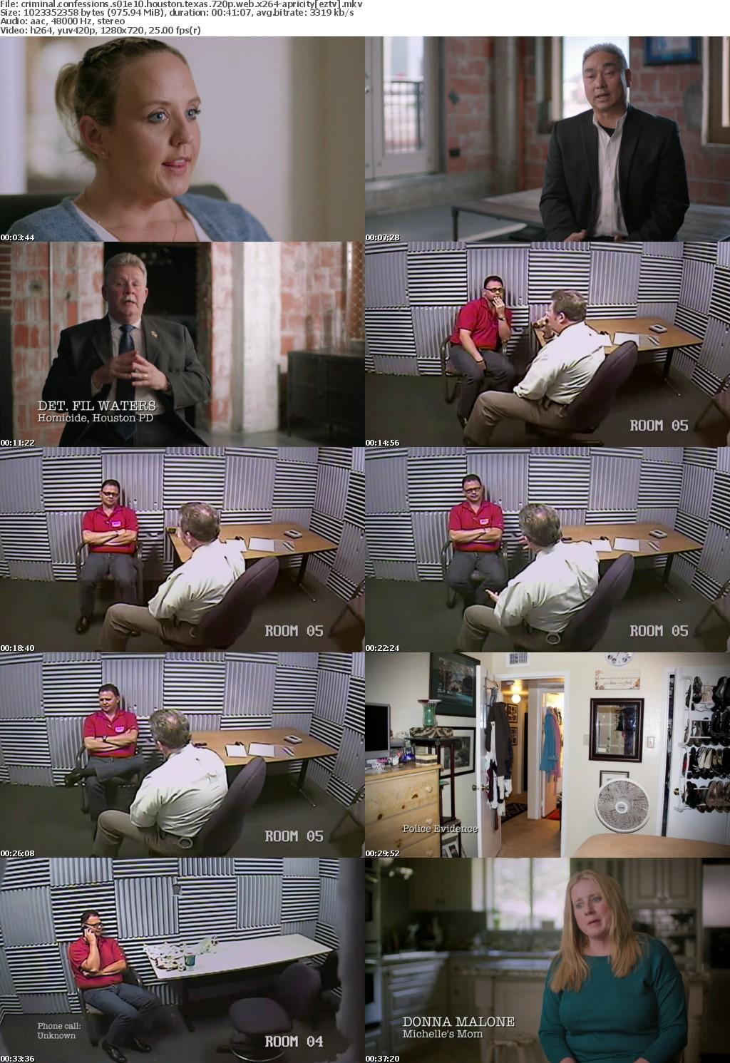 Criminal Confessions S01E10 Houston Texas 720p WEB x264-APRiCiTY