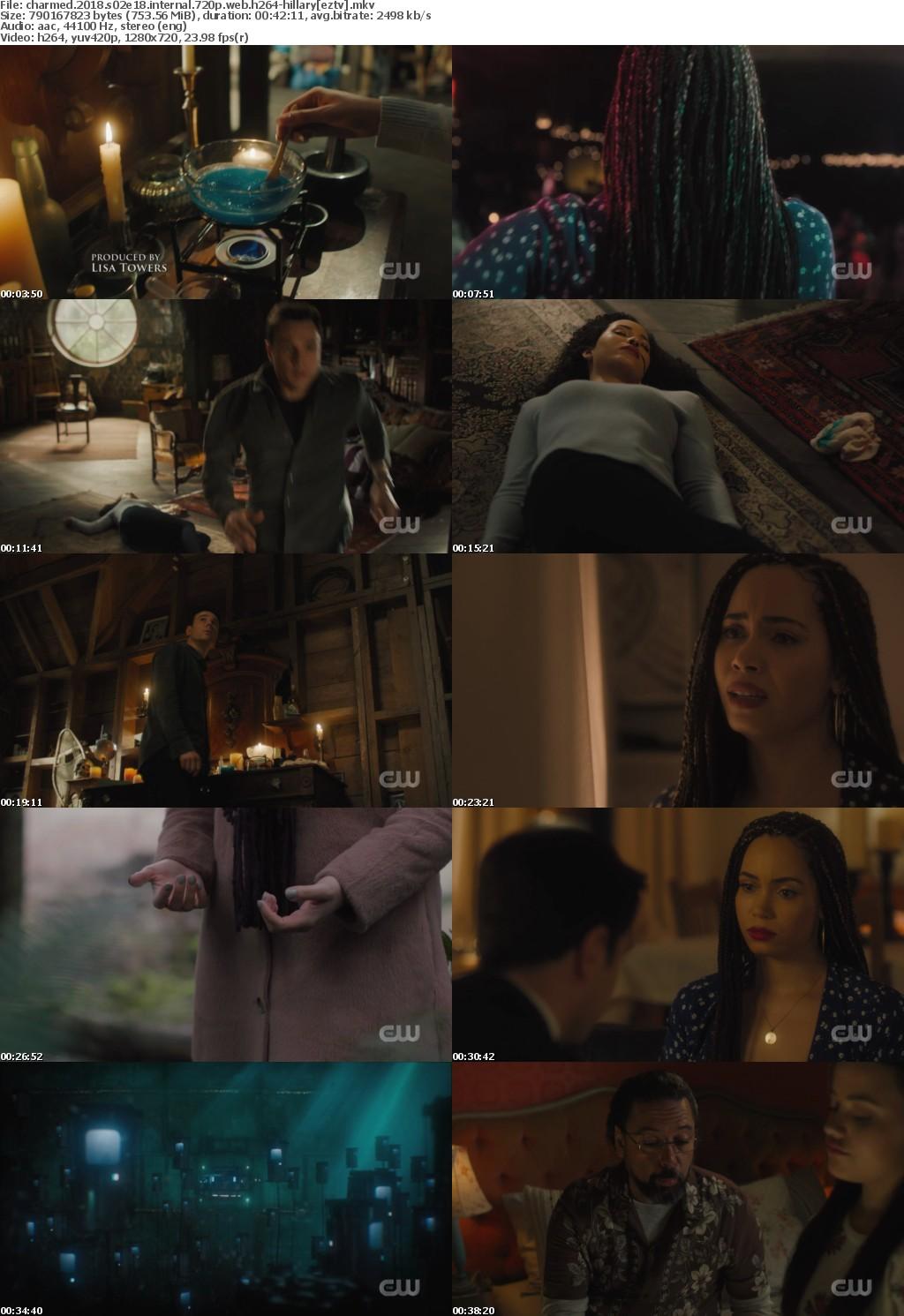 Charmed 2018 S02E18 iNTERNAL 720p WEB h264-HILLARY