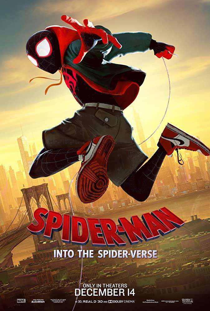 Spider-Man Into The Spider Verse 2018 1080p BluRay x265-RARBG
