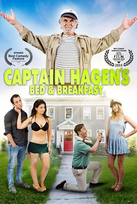 Captain Hagens Bed and Breakfast 2019 720p AMZN WEBRip 800MB x264-GalaxyRG