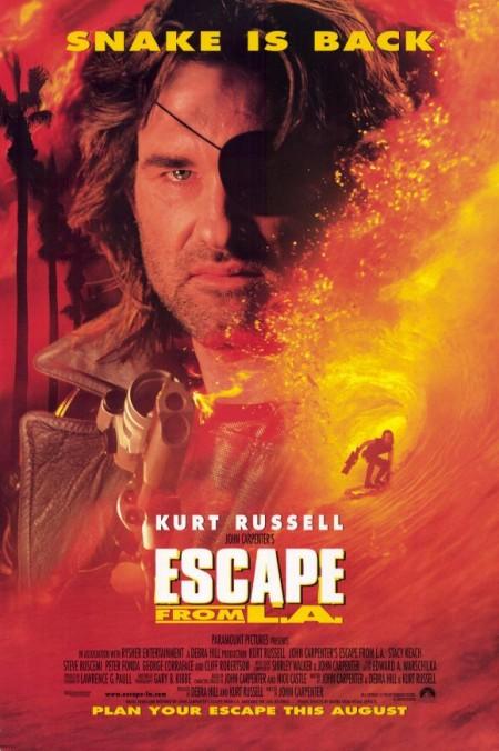 Escape from L A (1996)Mp-4 X264 Dvd-Rip 480p AVCDSD