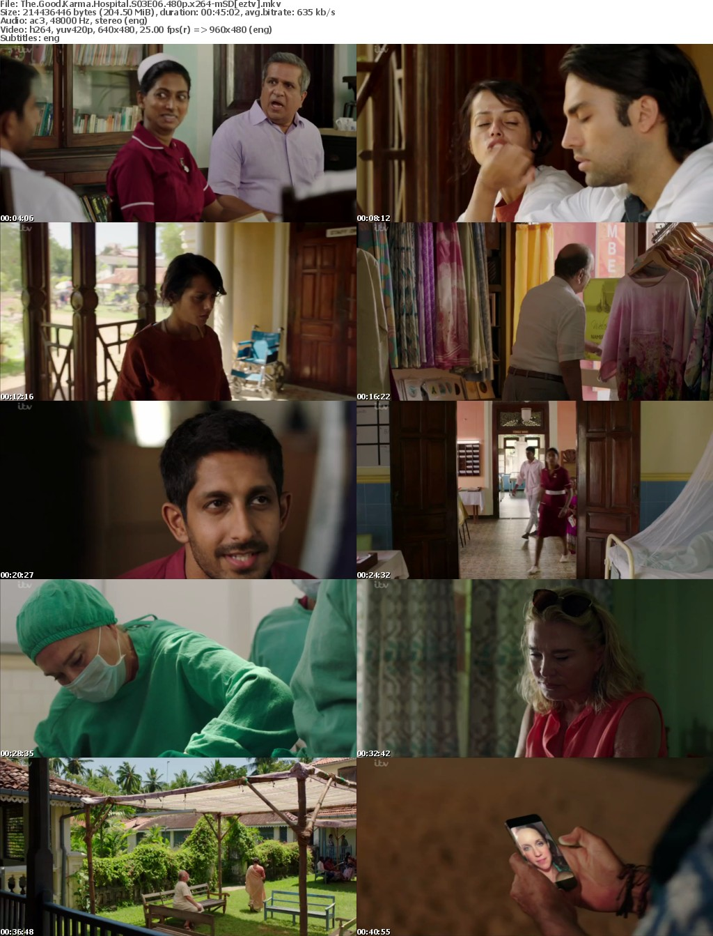 The Good Karma Hospital S03E06 480p x264-mSD