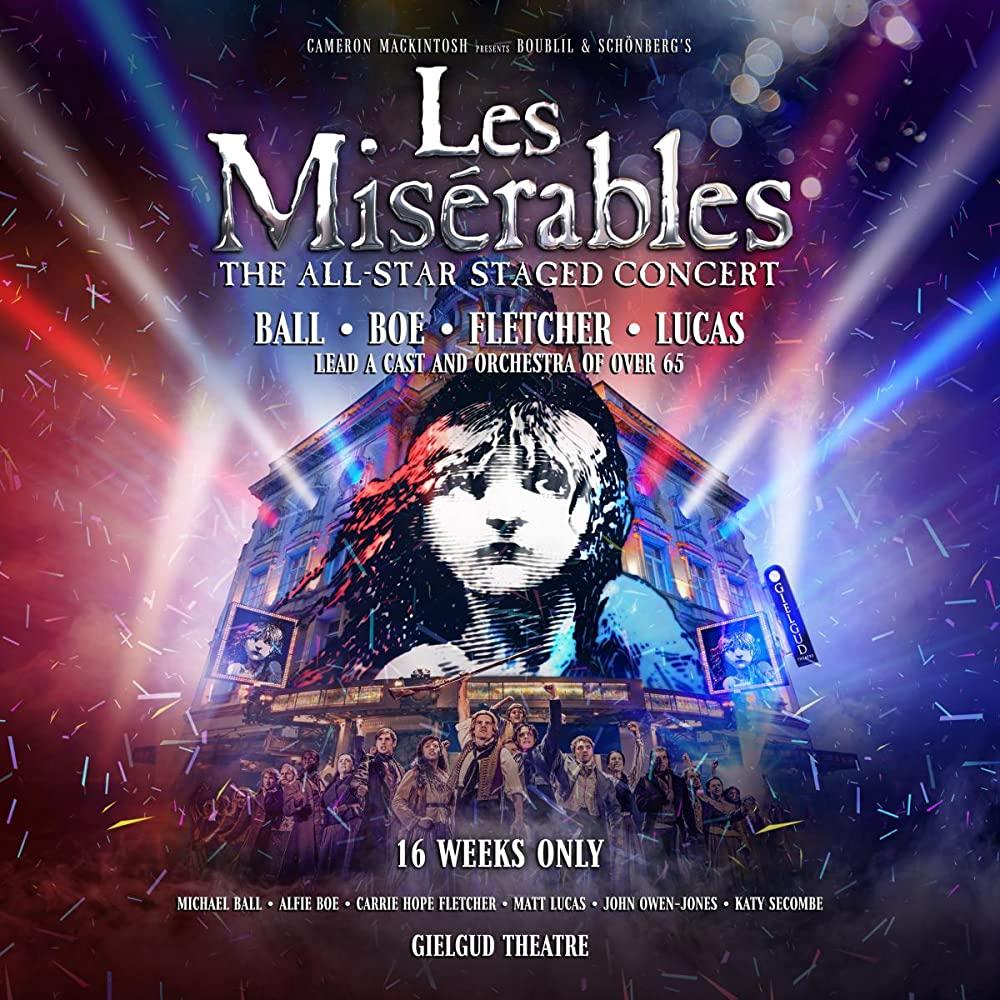 Les Miserables The Staged Concert 2019 720p WEBRip X264 AC3-EVO