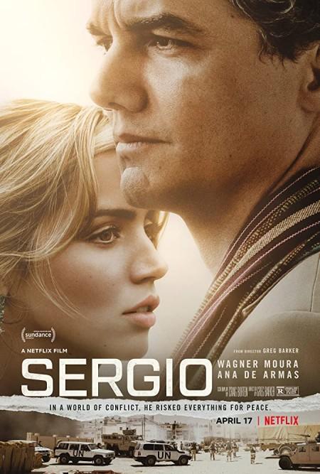 Sergio (2020) English ORG UNTOUCHED 720p NF WEBRip DD-5 1 Esub x264 - Shadow