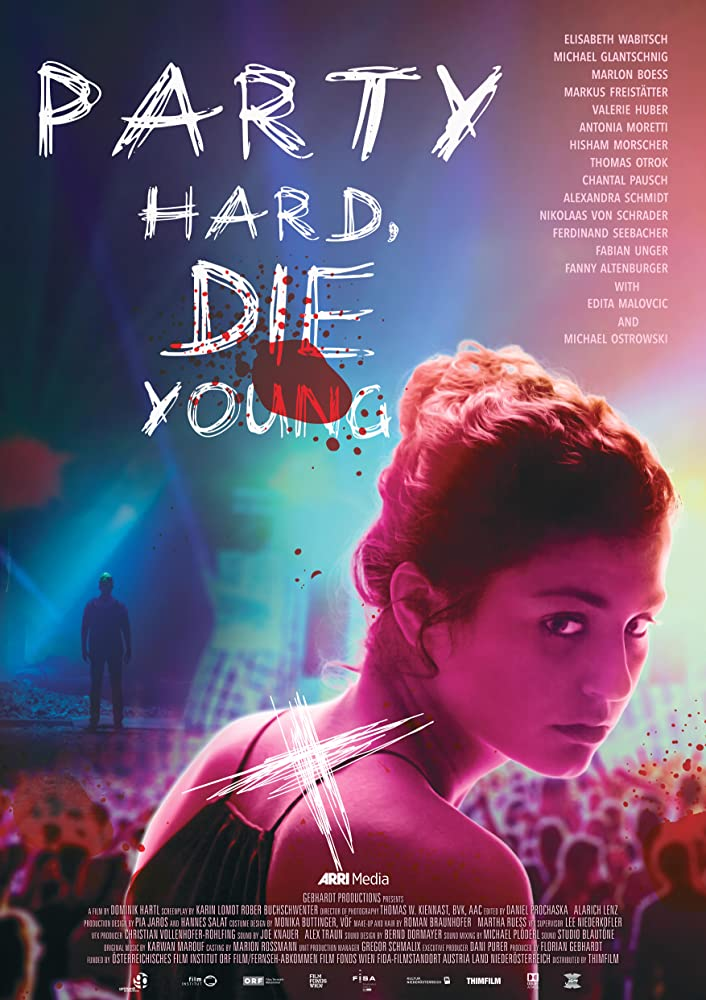 Party Hard Die Young 2018 GERMAN WEBRip x264-VXT