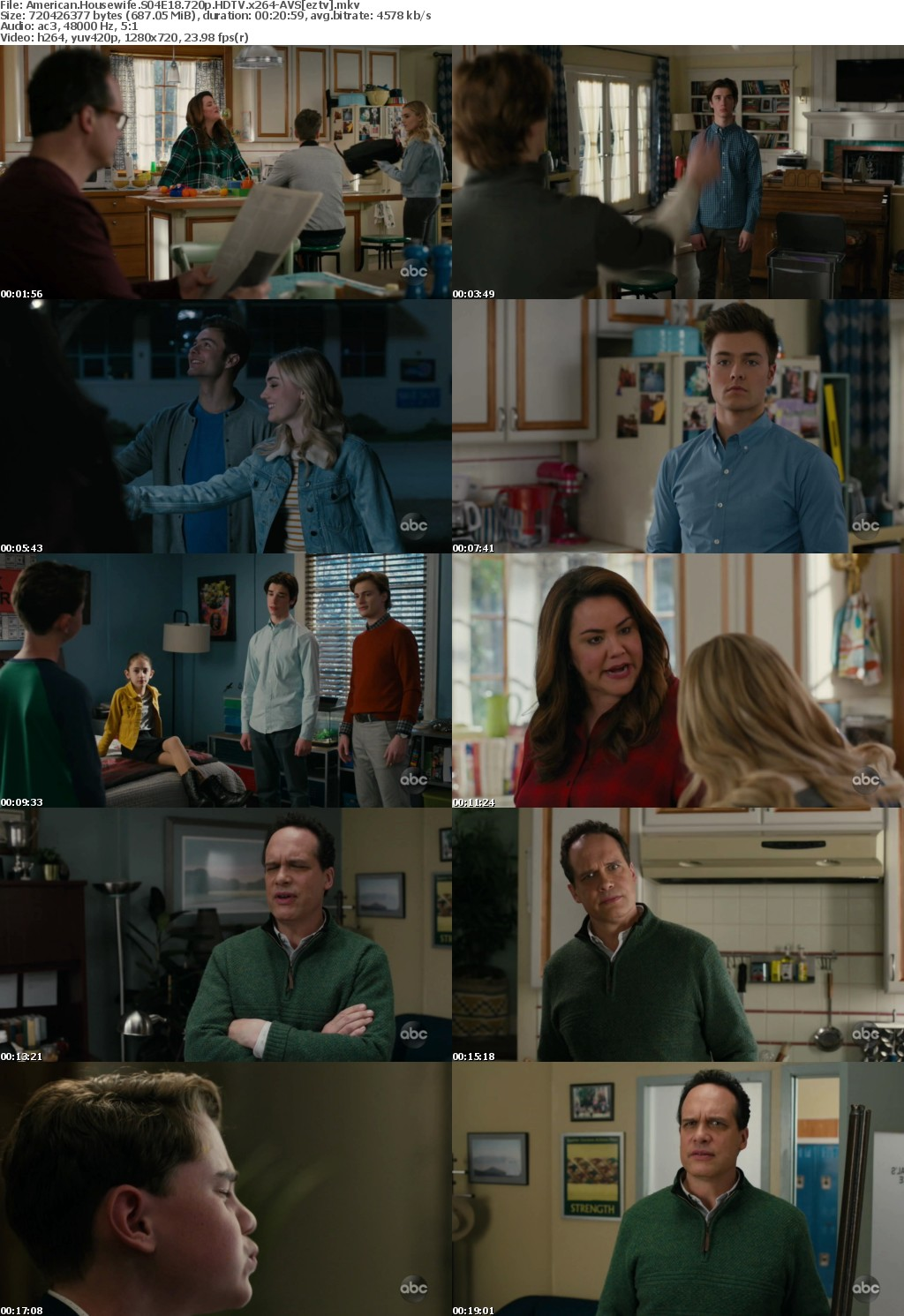 American Housewife S04E18 720p HDTV x264-AVS