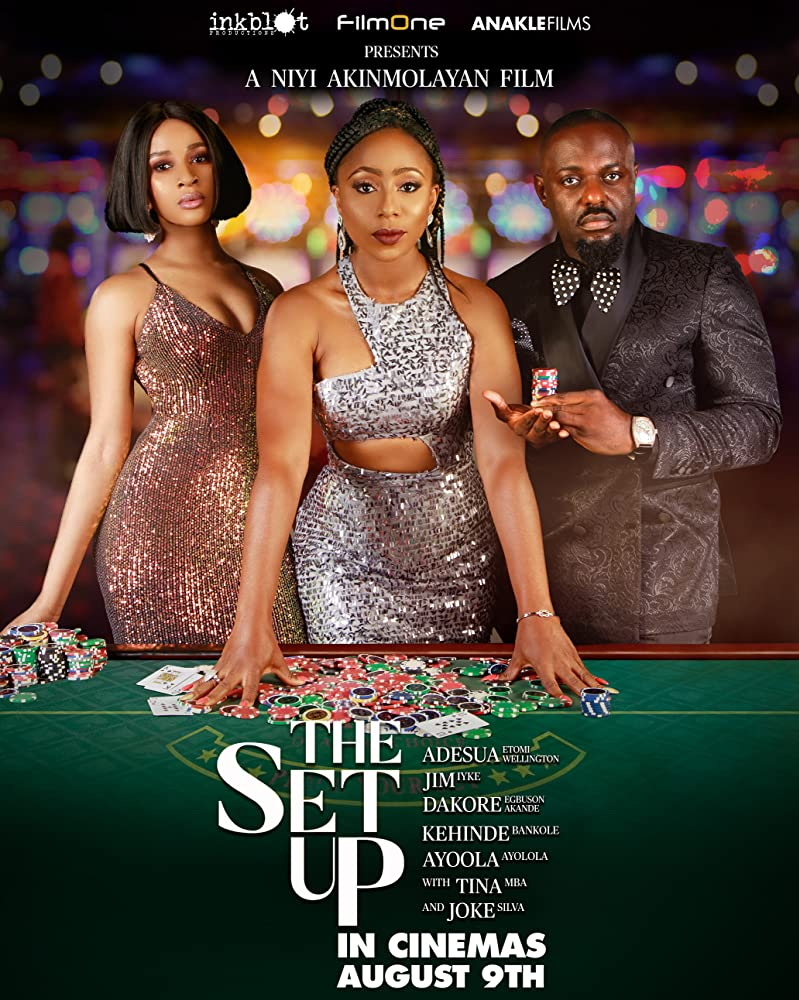The Set Up 2019 [720p] [WEBRip] YIFY