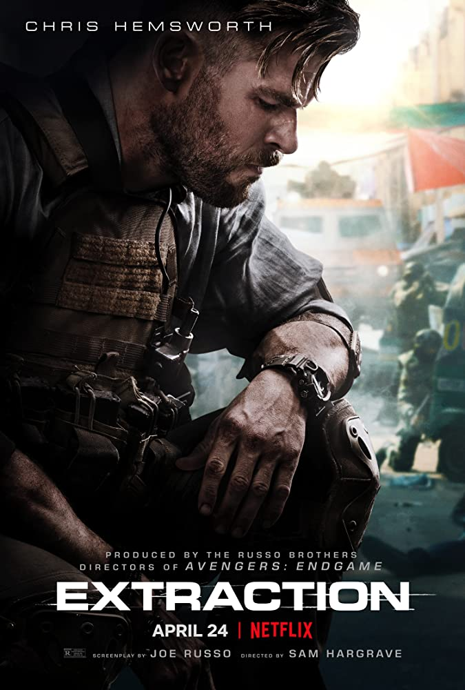 Extraction 2020 720p NF WEBRip Hindi English x264 AAC 5 1 MSubs - LOKiHD - Telly