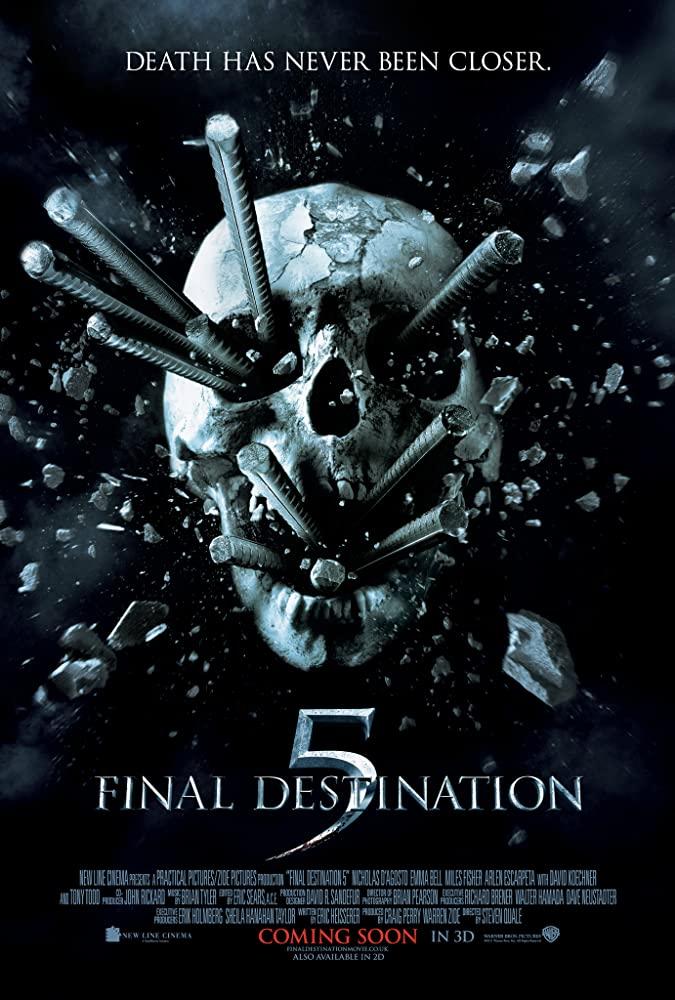 Final Destination 5 (2011) [720p] [BluRay] [YTS MX]