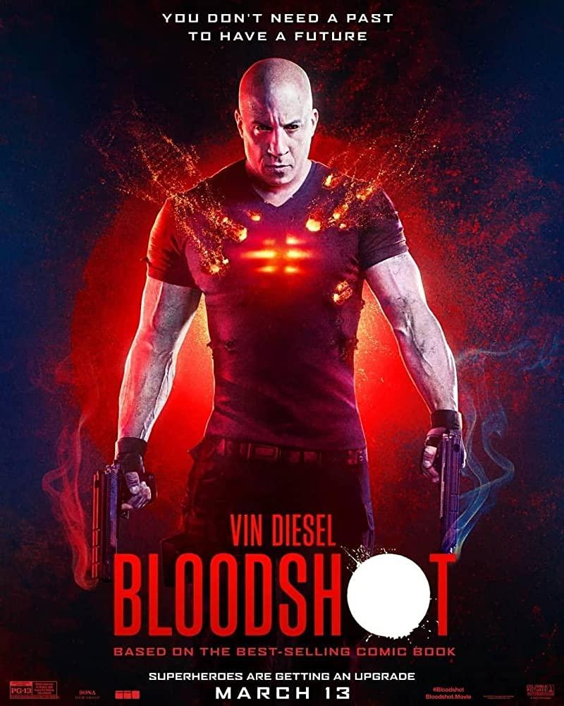 Bloodshot 2020 720p BrRip 2CH x265 HEVC-PSA