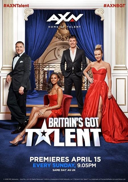 Britains Got Talent S14E03 HDTV x264-LE