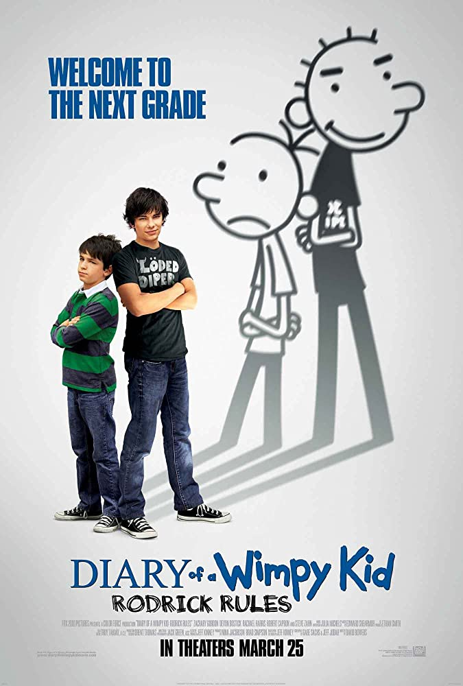 Diary of a Wimpy Kid Rodrick Rules (2011) [1080p] [BluRay] [YTS MX]