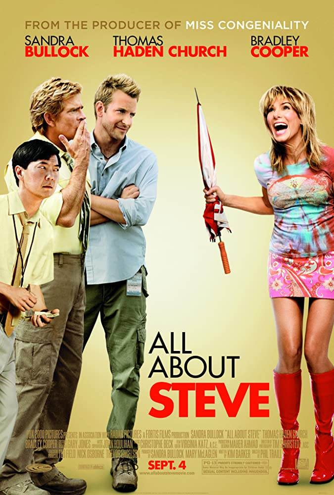 All About Steve (2009) [720p] [BluRay] [YTS MX]