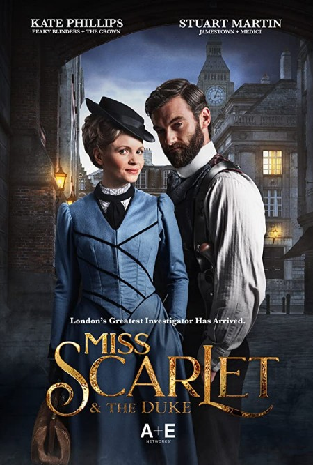 Miss Scarlet And The Duke S01E05 720p HDTV x264-Cherzo