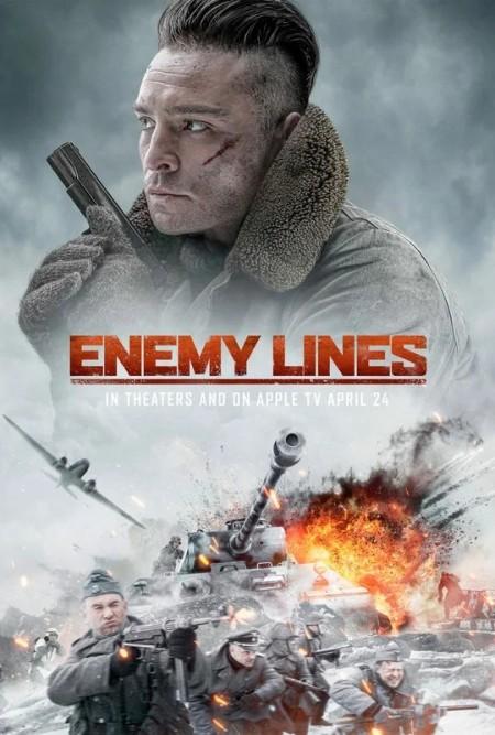 Enemy Lines 2020 HDRip XviD AC3-EVO