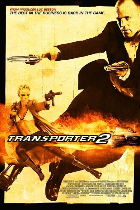 Transporter 2 (2005)Mp-4 X264 Dvd-Rip 480p AACDSD
