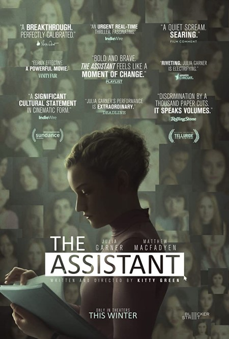 The Assistant 2020 HDRip XviD AC3-EVO