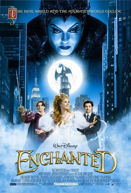 Enchanted (2007) [1080p] [BluRay] [YTS MX]
