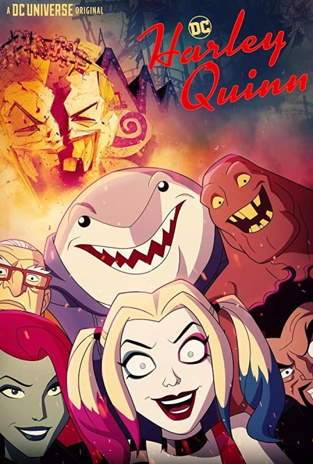 Harley Quinn S02E06 All the Best Inmates Have Daddy Issues 720p DCU WEB-DL  ...