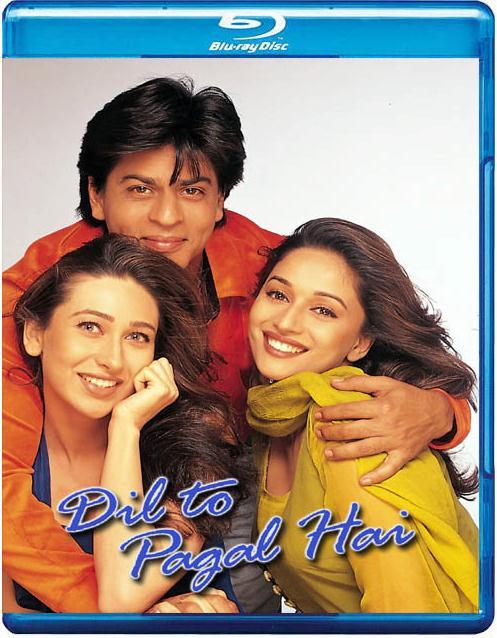 Dil To Pagal Hai (1997) Hindi 720p BRRip x264 AAC 5.1-Hon3y
