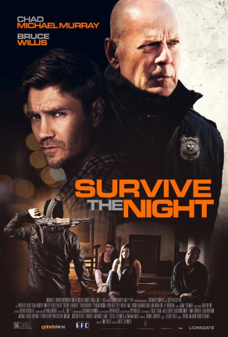 Survive the Night 2020 720p WEBRip 800MB x264-GalaxyRG